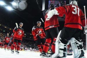 Чемпіонат світу з хокею: Канада розгромила Данію, Австрія залишає елітний дивізіон
