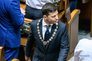 Petition for resignation of Zelensky signed by 25,000 people in less than a day