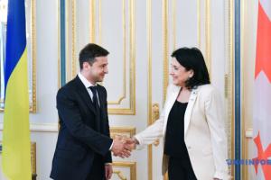Zelensky: La experiencia de Georgia en la lucha contra la corrupción es un ejemplo para Ucrania