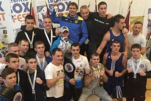 Українські боксери вирушають на чемпіонат Європи серед юніорів