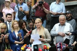 Тимошенко опровергает Богдана: Рада не сможет принимать законы после роспуска