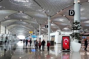 Із нового стамбульського аеропорту літаки летять до Kyiv, Odesa та Lviv