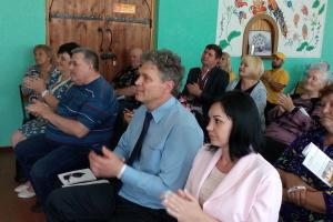 Участники кампании «Я - громада!» поощряли жителей Николаевщины к объединению