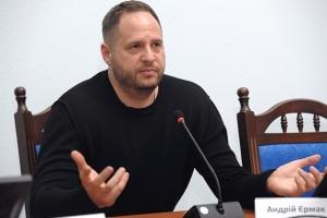 Іще одним помічником Президента став кінопродюсер Єрмак