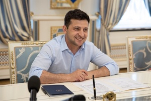 Зеленський зустрівся з представниками Світового конгресу українців
