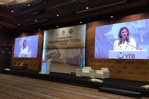 Джапарова: Лише у боротьбі зможемо повернути Крим, Донбас і припинити війну