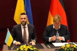 Berlin a alloué 82 millions d'euros à l'Ukraine pour les réformes