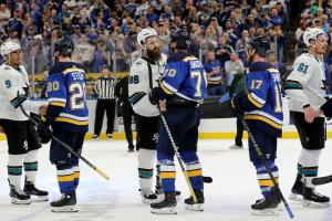 """Хокеїсти """"Сент-Луїса"""" вийшли у фінал плей-офф Кубка Стенлі"""