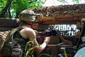 Окупанти гатять з мінометів та 152-мм артилерії, є поранені