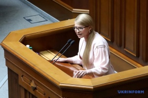 """Фракцію """"Батьківщина"""" у Раді очолить Тимошенко, а її заступником буде Соболєв"""
