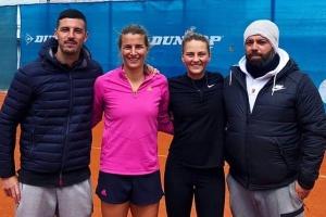 У Марты Костюк новый тренер, ранее работавший с Кербер и Азаренко