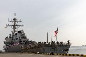 США надеются на продолжение прочного партнерства с ВМС Украины