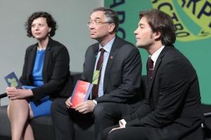 """Нищук привітав """"Книжковий Арсенал"""" із перемогою на Лондонському фестивалі"""
