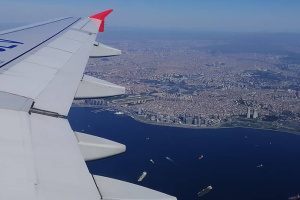 SkyUp запустить рейси Київ – Стамбул із 25 вересня