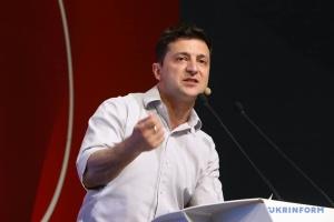 Зеленський пояснив головний меседж свого виступу на iForum