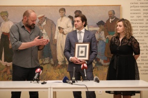 До Національного музею Шевченка повернули фото Кобзаря, вивезене під час Другої світової
