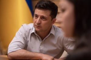 Volodymyr Zelensky: Nous voulons connaitre l'opinion des Ukrainiens concernant les négociations avec la Russie
