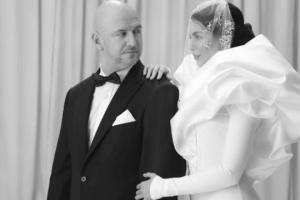 """""""Estos son mis sentimientos"""": Potap lanza un nuevo vídeo el día de su boda con Kamenskih"""