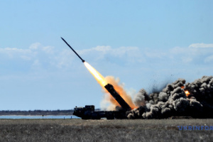 Ukraine tests Vilkha-M and Vilkha-R missiles