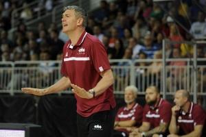 Багатскіс очолив збірну України та «Київ-Баскет» - ЗМІ