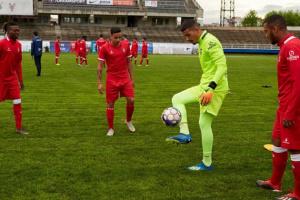 «Прикарпатье» проиграло «Браге» в товарищеском матче