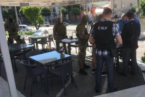 СБУ знешкодила на Вінниччині банду рекетирів