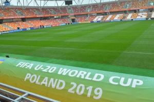 Украинские футболисты стартовый матч на ЧМ-2019 (U-20) сыграют в синей форме