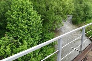 Рятувальники знайшли тіло хлопчика, який впав у річку на Закарпатті