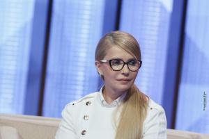 Тимошенко передала Президенту документы, позволяющие снизить тарифы