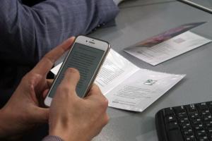 Книга с QR-кода: в Украине презентовали проект для покупки и загрузки книг