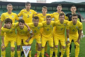 Збірна України U-18 посперечається за 3 місце на Кубку Словаччини з футболу