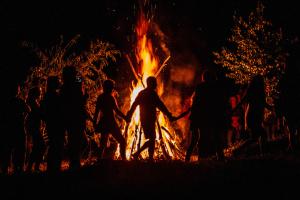"""На Вінниччині запалає """"Живий вогонь"""" звичаєвої культури"""