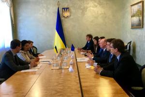 Украина заинтересована в реализации проектов инвестиционного плана TEN-T — Кабмин