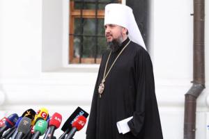 ウクライナ正教会聖会議開催 フィラレート名誉総主教のみ決定に署名せず