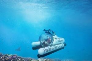 Uber запустит подводное такси в Австралии