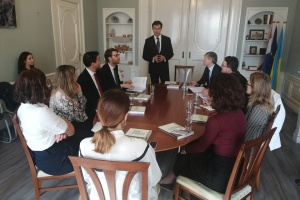 У Нідерландах презентували дослідження про правосуддя на Донбасі в умовах агресії РФ