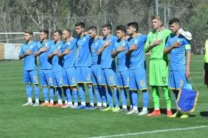 Став відомий склад збірної U-21 з футболу на турнір пам'яті Лобановського
