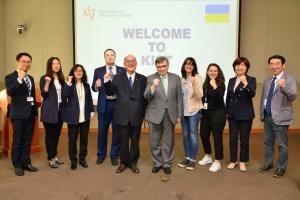 У Кореї обговорили поглиблення співпраці у навчанні українських студентів у KIST