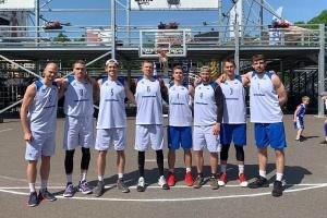 Баскетбол 3х3: збірна України дійшла до 1/4 фіналу на турнірі Ghetto Basket у Ризі