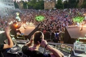 Фестиваль електронної музики пройде 25 травня у Маріїнському парку