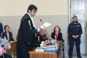 Італійський прокурор вимагає 17 років для нацгвардійця Марківа