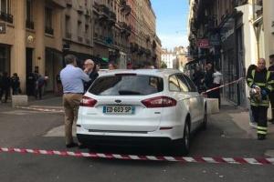 У Ліоні стався вибух, постраждали восьмеро людей