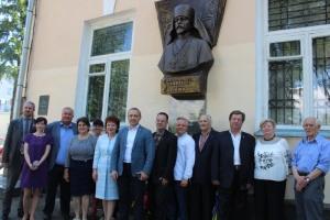 У Рівному відкрили меморіальну дошку міністру освіти УНР Огієнку