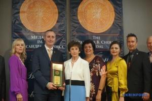 Конгресмена нагородили за підтримку України