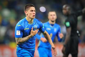 Денис Попов - лучший игрок матча Украина - США