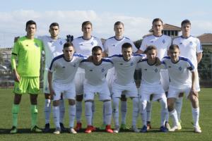 «Динамо» выиграло молодежный чемпионат Украины