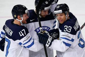 Финляндия обыграла Россию и стала первым финалистом чемпионата мира-2019 по хоккею