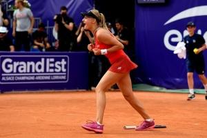 Даяна Ястремська виграла турнір WTA у Страсбурзі