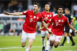 «Бавария» - обладатель Кубка Германии