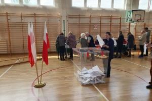 У Польщі обирають 52 євродепутатів із 866 кандидатів